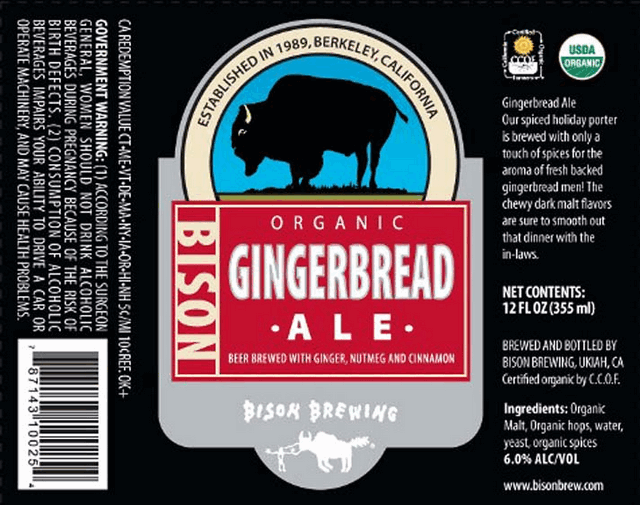 Bison-Gingerbread-Ale